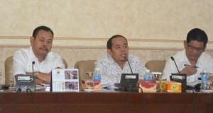 Panggil Investor, Komisi II Desak Selesaikan Pembangunan Pasar Angsoduo