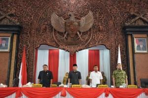 Ini Susunan Pimpinan dan Anggota Badan Anggaran DPRD Provinsi Jambi