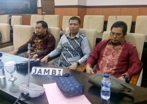 Ketua Bapemperda Beserta Wakil Ikuti Rapat Konsultasi BULD DPD-RI