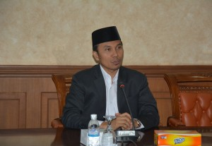 Sekda Dianto Mundur, Ketua DPRD Edi Purwanto Pastikan Pembahasan APBD 2020 Tetap Lanjut