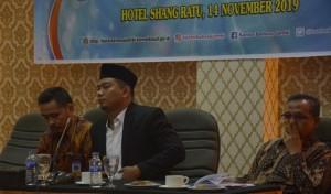 Rocky Candra Dukung Pembentukan Rancangan Perda Bahasa Provinsi Jambi