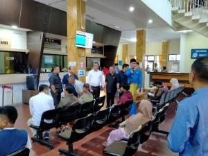 Cek Pelayanan Pajak, Komisi II Tinjau Samsat Kota Jambi