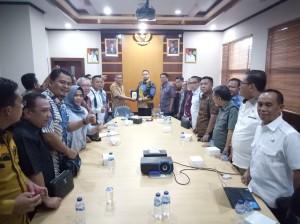 Dalami Pokir, Banggar DPRD Provinsi Jambi Studi Banding ke Bappeda Provinsi Banten