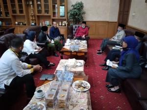 Ketua DPRD Minta Baznas Prioritaskan Zakat Produktif