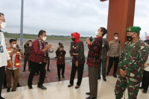 Sambut Menteri KKP , Ketua DPRD Provinsi Edi Minta Pemprov Cari Solusi Masalah Budidaya Ikan Jambi