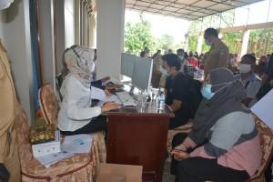 DPRD Provinsi Jambi  Gelar Vaksinasi Massal